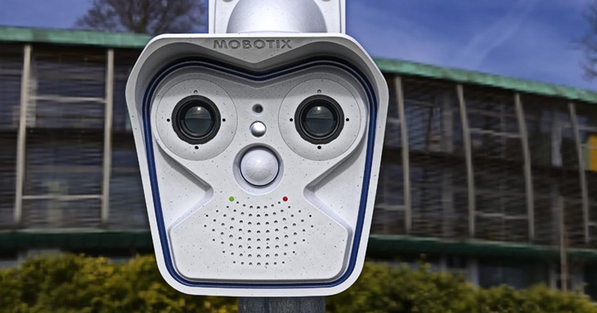 Driver: MOBOTIX D15Di Network Camera