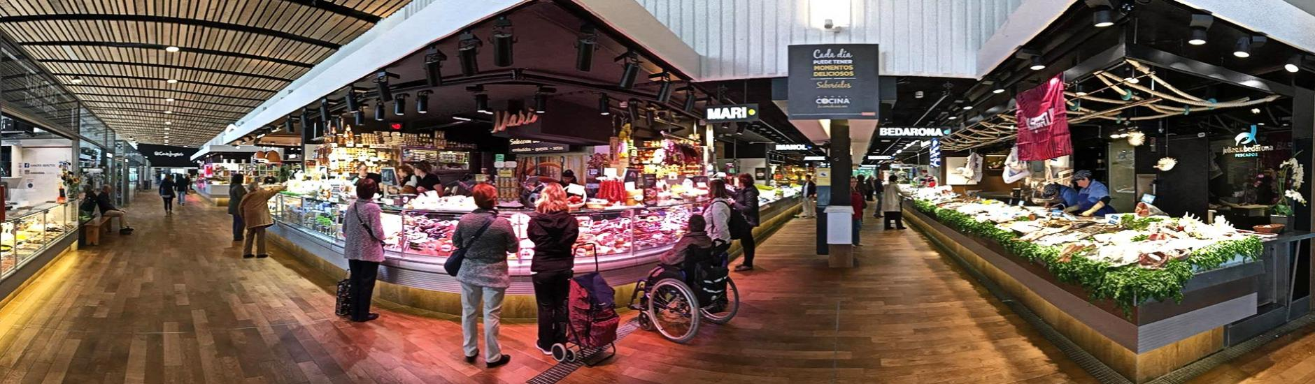 Food Market Vitoria
