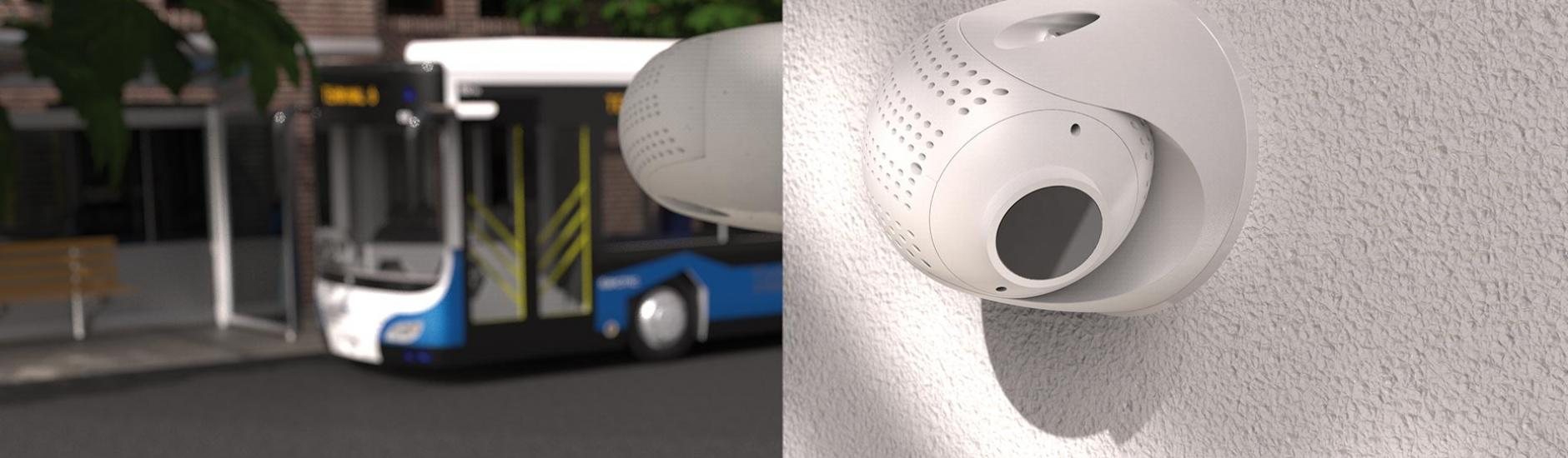 Mx6 cameras: Intelligent, powerful, flexible and ONVIF compliant