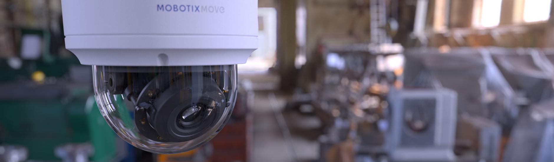 MOBOTIX MOVE: Centrally Managed ONVIF Cameras