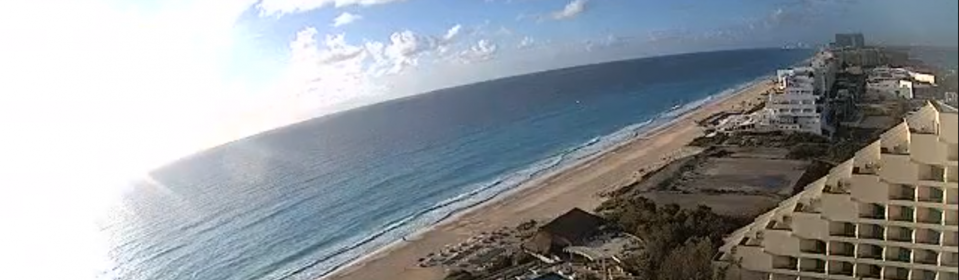 MOBOTIX in Webcamsdemexico: Cancún
