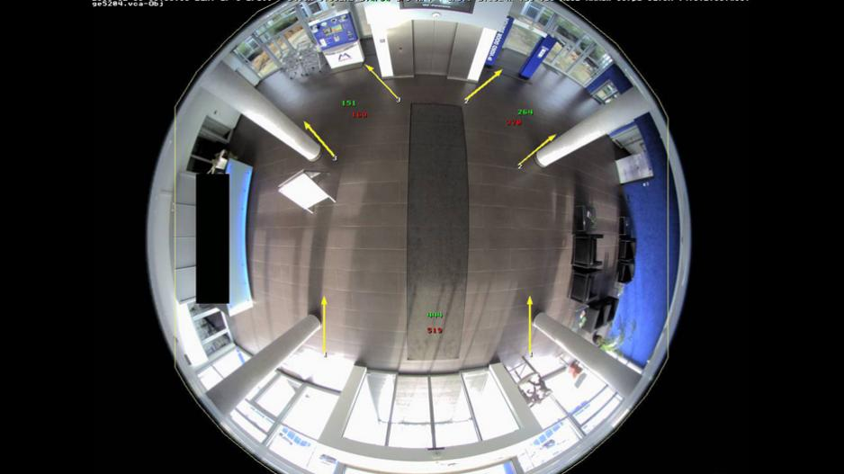 Camera-Integrated Video Analysis