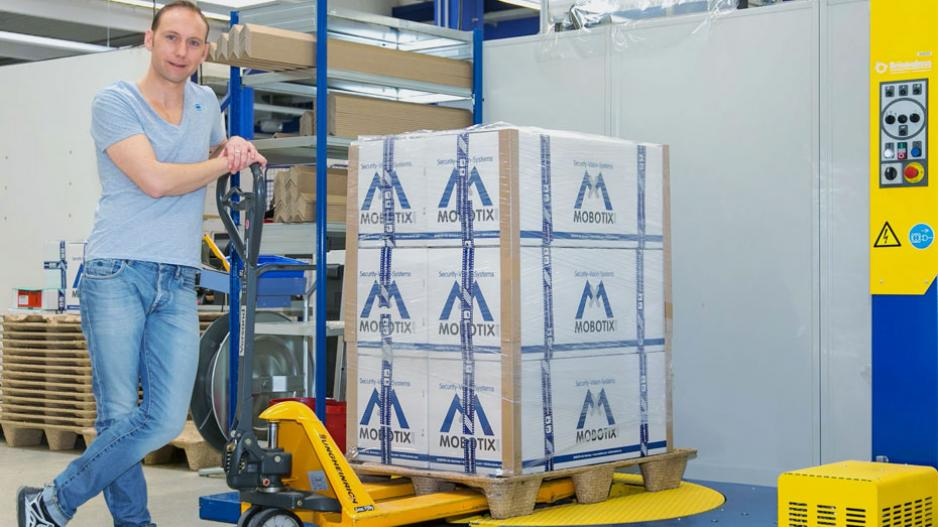MOBOTIX Passion in Shipping