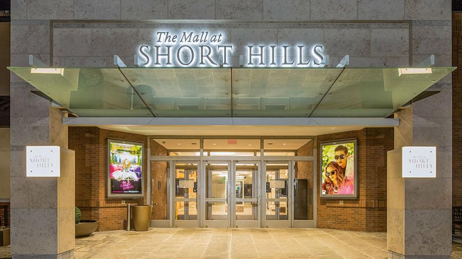 retail short hills mall