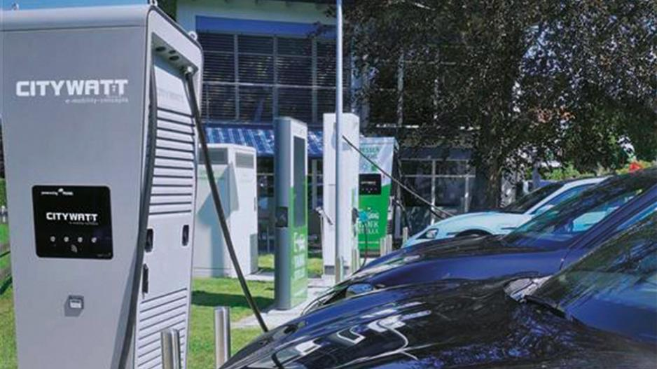 Case Study Citywatt Ladestation